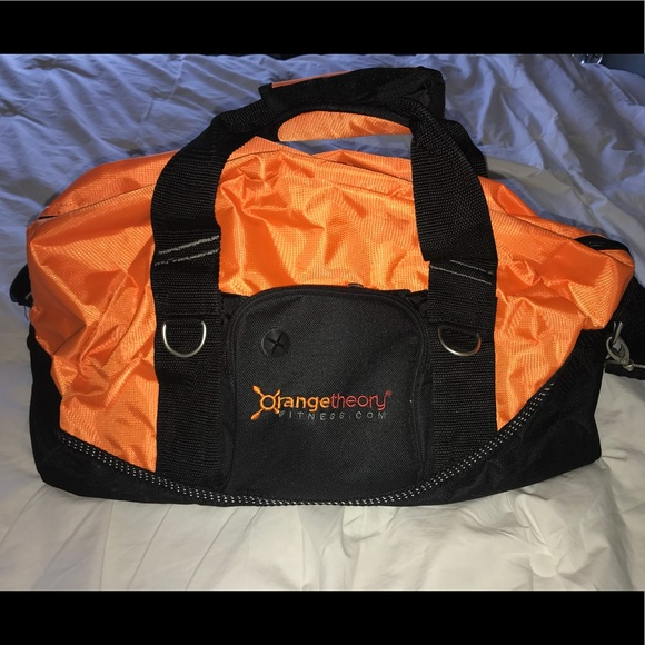 db018c0893fd NEW Orangetheory Fitness Duffle Bag OTF 🆕💪🏼